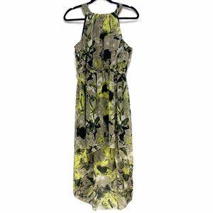 Vero Moda Lightning Halterneck High Low Dress M